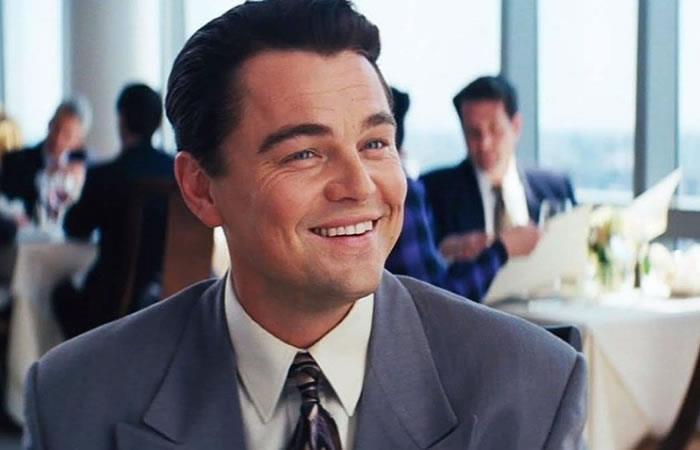 Actor estadounidense Leonardo DiCaprio. Foto: Twitter @miraestapeliya