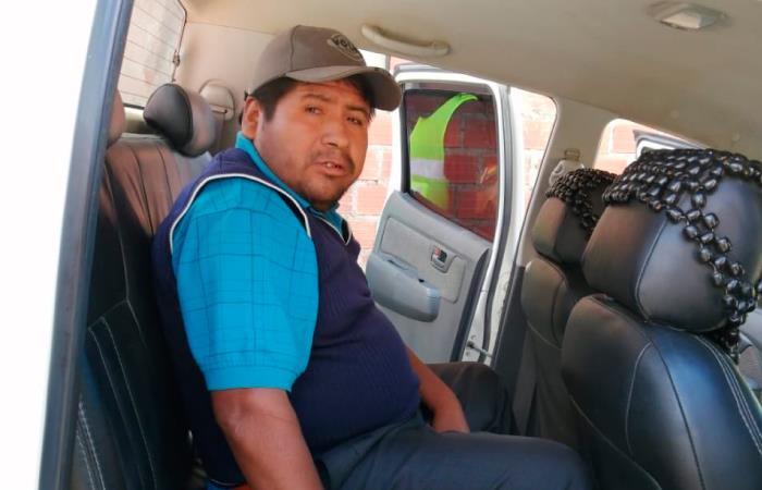Fue capturado el pasado miércoles. Foto: Twitter