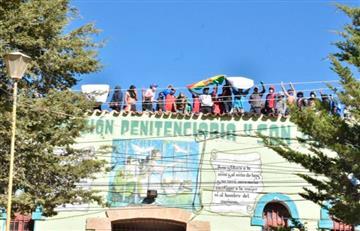 Alerta por amotinamiento en cárcel de Oruro tras muerte de reo