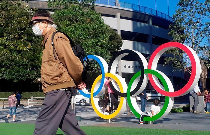 Los Juegos Olímpicos tuvieron que ser postergados por el coronavirus. Foto: EFE