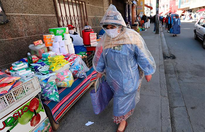 Bolivia ha descartado más de 2.700 casos de coronavirus. Foto: EFE