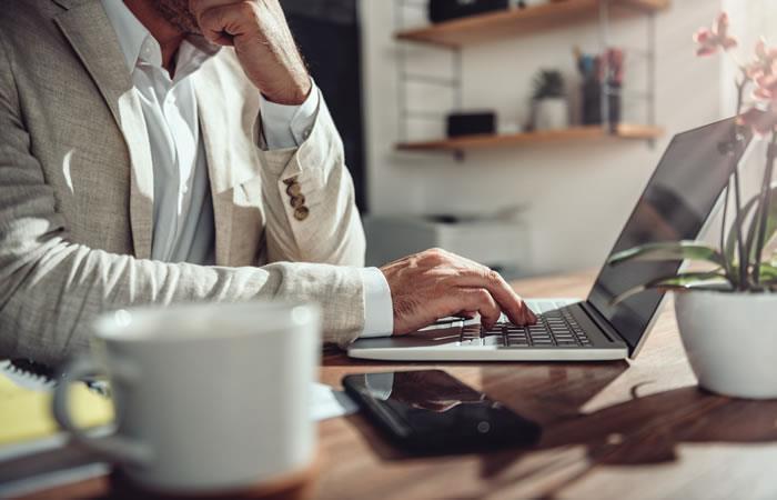 Optimiza tu trabajo desde casa con estos consejos. Foto: Shutterstock