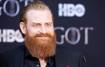 Kristofer Hivju, de 'Game of Thrones', recuperado del coronavirus