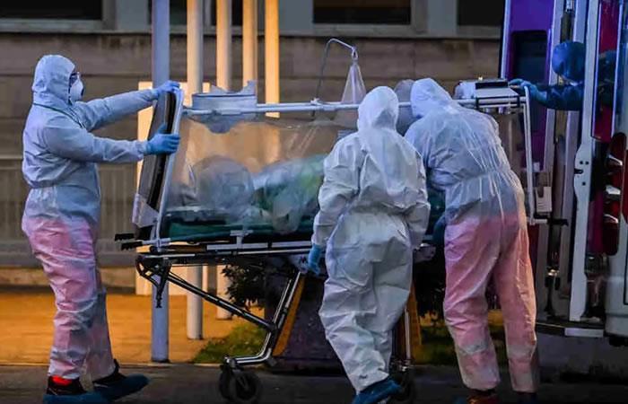 ¿Se puede transmitir el coronavirus por un cadáver? Foto: Twitter.