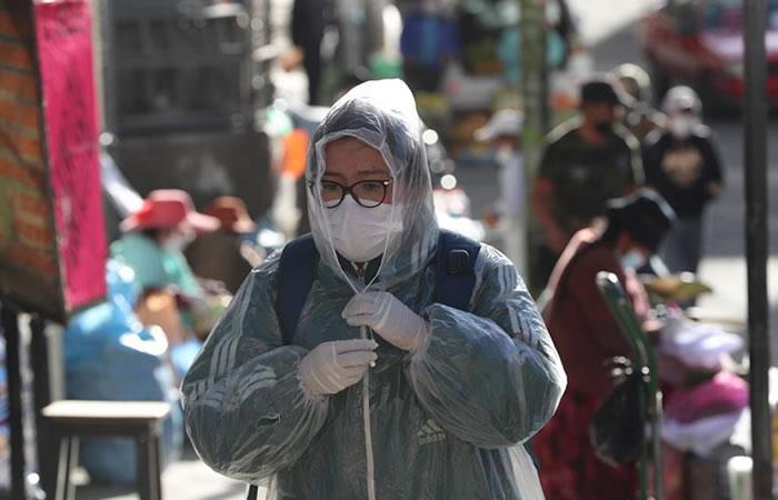 Las cifras siguen aumentando en Bolivia. Foto: EFE.