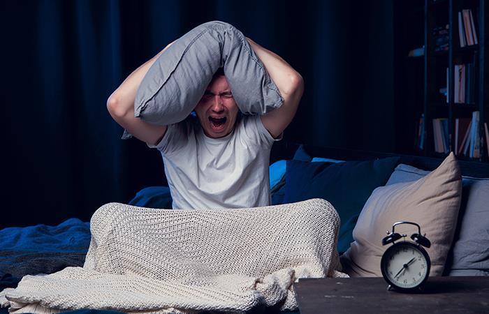 ¿No duermes bien en la cuarentena?. Foto: Shutterstock