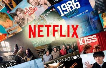 Netflix vive el mejor momento de su historia en ventas gracias a la cuarentena mundial