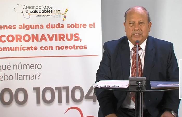 Bolivia estará en cuarentena hasta el 30 de abril. Foto: ABI
