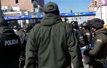 Presidenta Añez confirma primer policía fallecido por coronavirus en Bolivia
