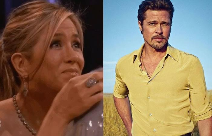 Al parecer los dos están refugiados en la mansión de Aniston en Los Ángeles. Foto: Instagram