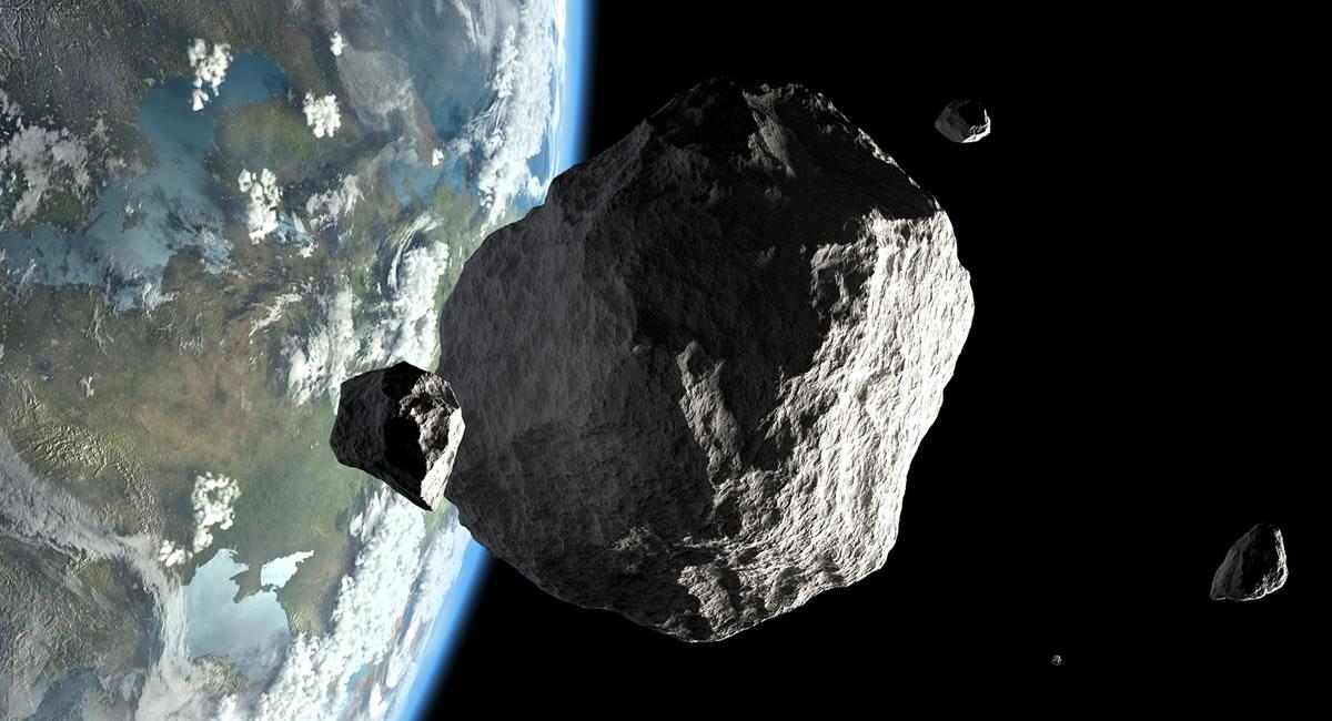 En lo que resta de 2020, más de 70 objetos se aproximarán a la Tierra. Foto: Shutterstock