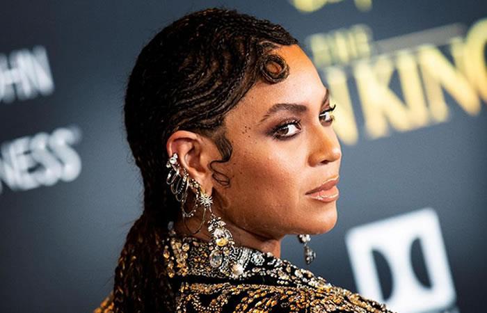 Beyoncé ha anunciado la donación de 6 millones de dólares (unos 5,6 millones de euros). Foto: EFE