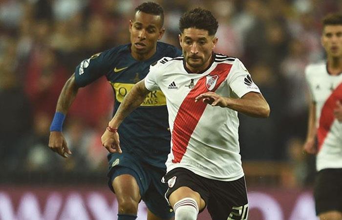 River Plate y Boca Juniors jugarán la Copa Libertadores en 2021. Foto: Instagram @riverplate
