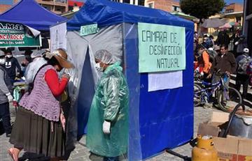Bolivianos utilizan la medicina ancestral para prevenir el coronavirus