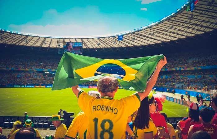 El mejor fútbol se juega en América del Sur.