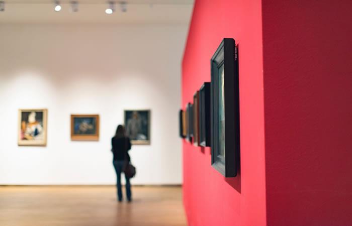 Museos virtuales. Foto: Shutterstock