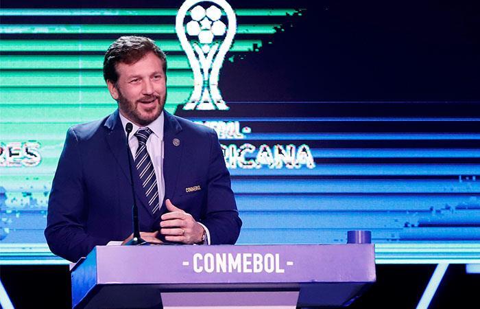 La Conmebol sigue ayudando a las federaciones afectadas por la crisis. Foto: EFE