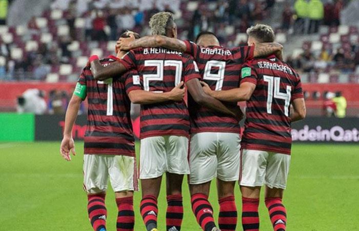 Flamengo anunció más casos de coronavirus en su club. Foto: Instagram
