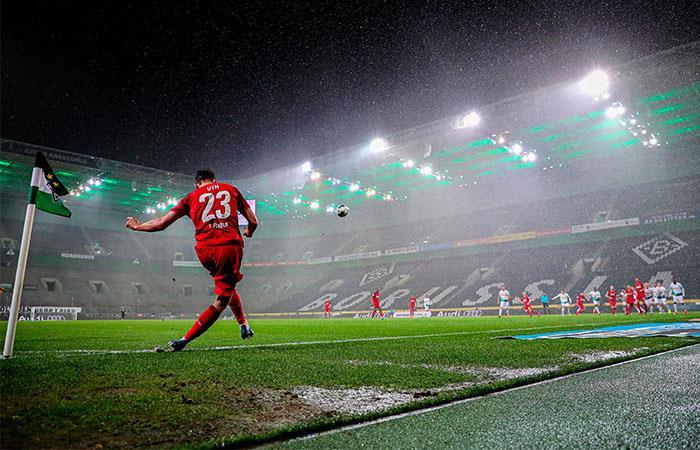 La Bundesliga volverá sin público y con varias medidas. Foto: EFE