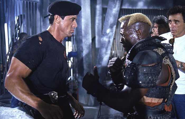 Stallone y Wesley Snipes protagonizaron