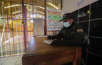 Las ciudades como El Alto y La Paz deciden mantener la cuarentena estricta