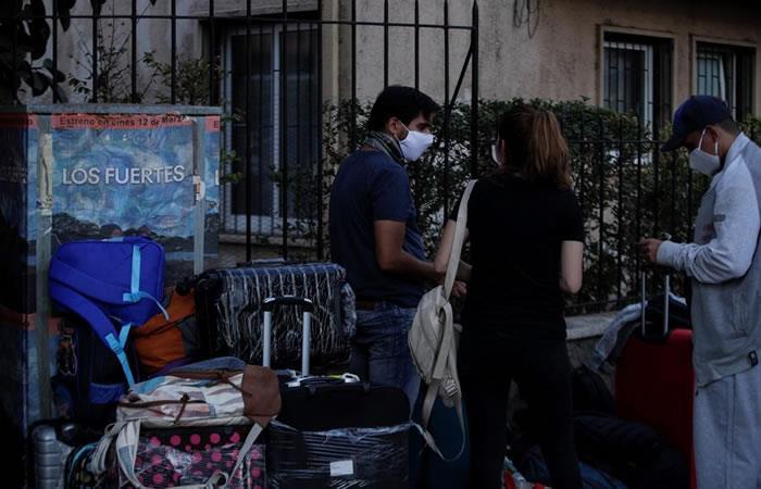 Bolivia, nuevo destino para quienes escapan de la crisis en su país. Foto: EFE