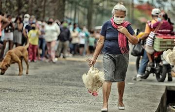 América supera a Europa en número de contagios y se convierte en la región más afectada por la pandemia