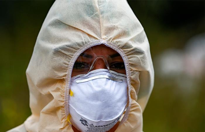Bolivia sigue sumando casos de coronavirus. Foto: EFE
