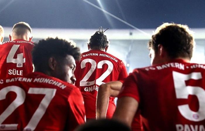 La Bundesliga volverá sin público y con varias medidas. Foto: Instagram @fcbayern