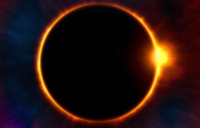 Esta es la segunda oportunidad que se verá este tipo de eclipse. Foto: Pixabay