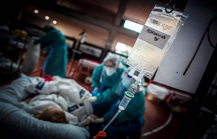 El COVID-19 podría volverse endémico, como tantos otros virus, como el del sarampión o el VIH. Foto: EFE