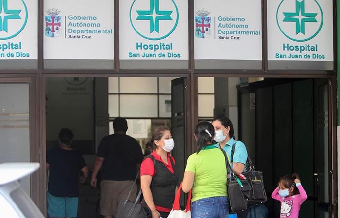 Bolivia reporta 164 fallecidos y 3.577 casos del coronavirus. Foto: EFE