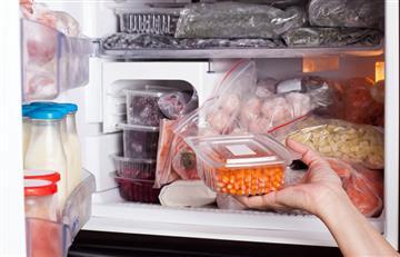 Estos son los alimentos que no deberías congelar