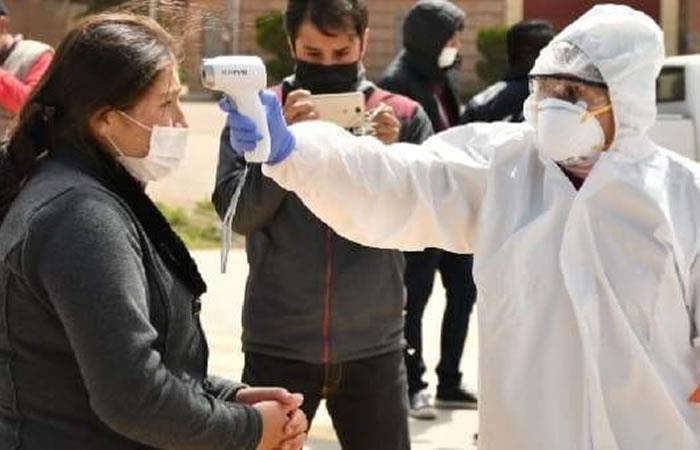 También reportaron 493 pacientes recuperados. Foto: ABI.