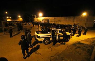 Las autoridades confirman 25 casos de COVID-19 en la mayor cárcel de Bolivia