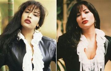 Revelan escenas nunca antes vistas de Jennifer López como Selena Quintanilla