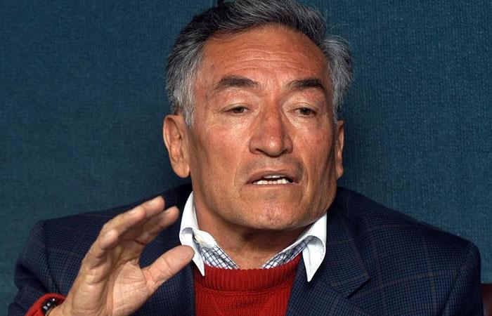 Extécnico de la selección boliviana de fútbol, Ramiro Blacut