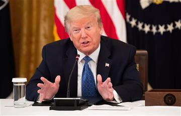 "Donald Trump seguirá tomando hidroxicloroquina por ""curiosidad"" pese a las críticas"