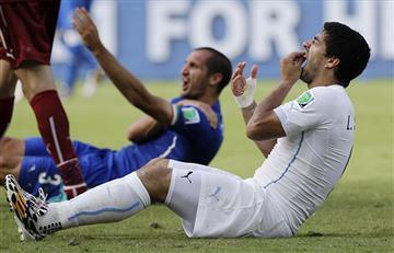 Giorgio Chiellini perdonó a Luis Suárez por el mordisco en el Mundial de Brasil 2014
