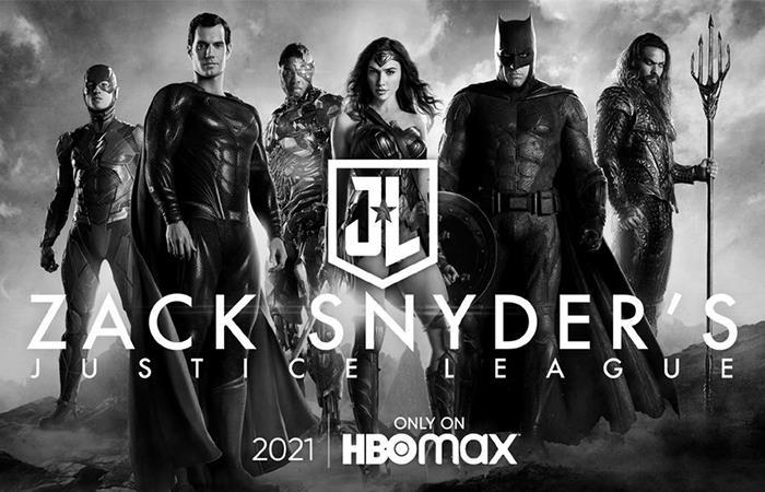 """La nueva versión de """"Justice League"""" llegará a través del streaming. Foto: Twitter"""