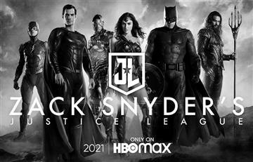 """Zack Snyder confirma que se estrenará  Justice League """"Snyder Cut"""" en HBO Max"""