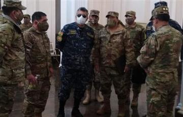 "Morales alerta de ""tercer golpe"" en Bolivia por polémico ascenso de militares"