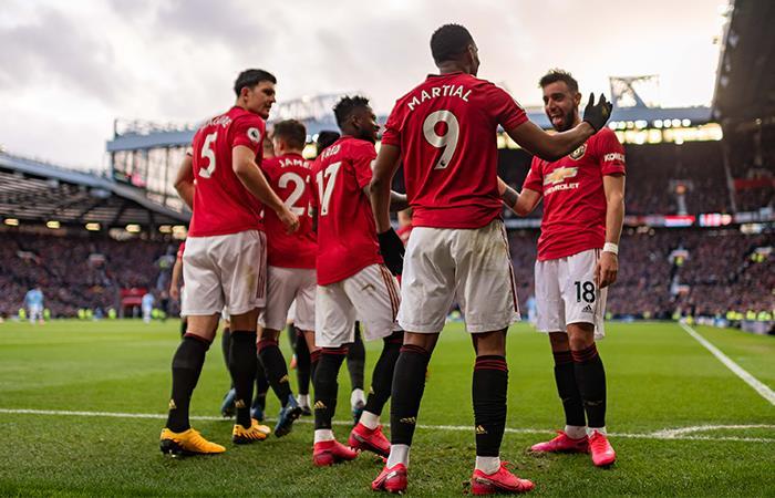 Manchester United es uno de los equipos más comerciales del mundo. Foto: Twitter @ManUtd_Es