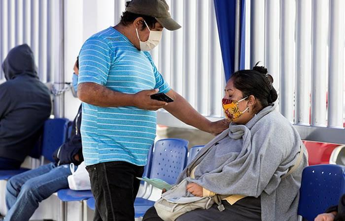 Perú y Brasil son los que más contagios por coronavirus registran. Foto: EFE.