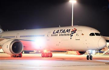 La aerolínea Latam Airlines se declara en quiebra por los efectos del coronavirus