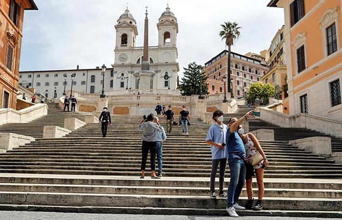 El próximo 3 de junio, Italia abrirá sus fronteras a los ciudadanos de la UE. Foto: EFE