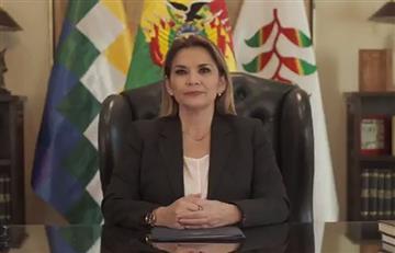 Coronavirus: Presidenta Añez ordena instalar un hospital en Beni para atender a pacientes con COVID-19