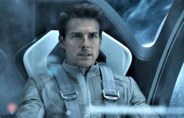 Tom Cruise sería el primer actor en grabar una película en el espacio. Foto: Twitter