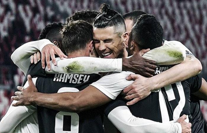 Juventus espera retener el título de la Serie A. Foto: Instagram