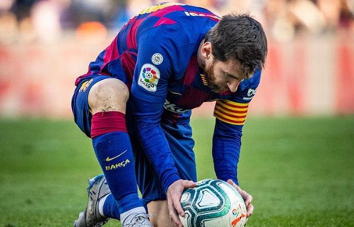 Barcelona espera mantener el liderato de LaLiga. Foto: Instagram